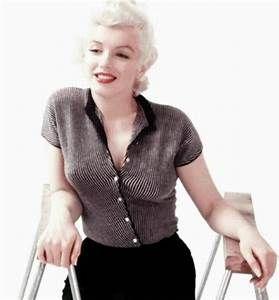 Photoshoot of Marilyn Monroe by Milton Greene, 1955 ...