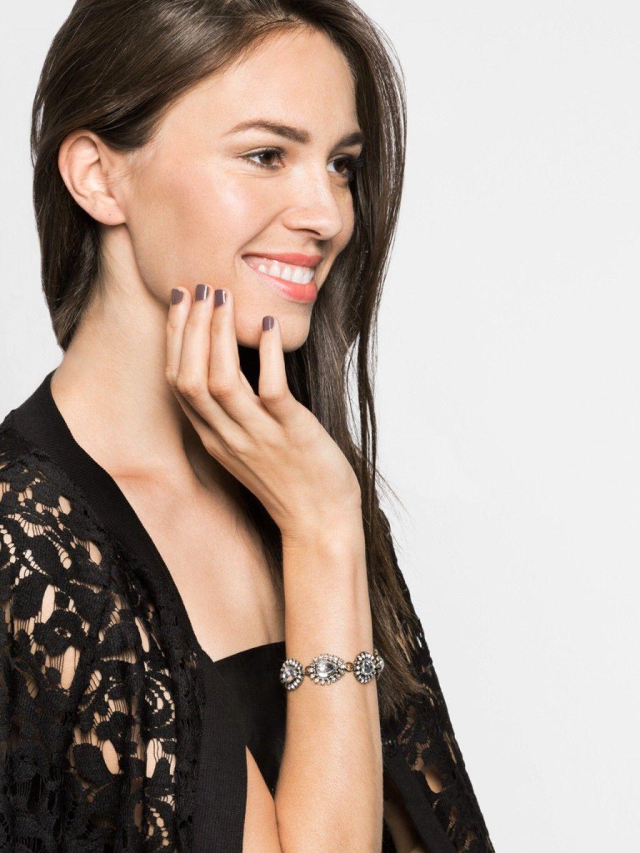 Crystal Sunshower Bracelet