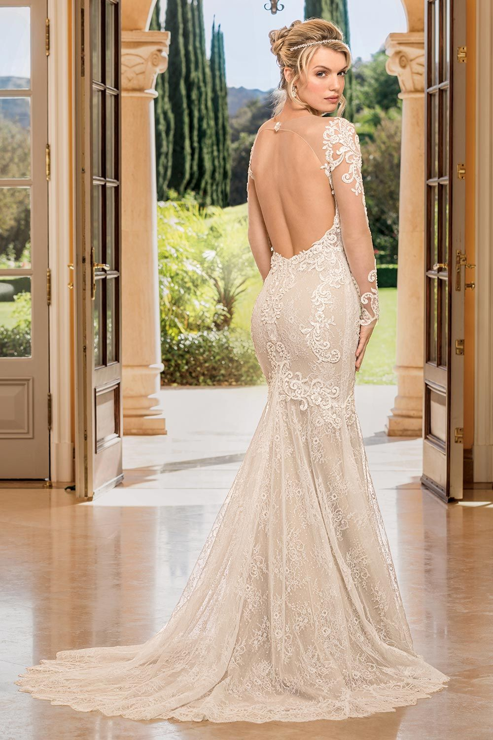 Casablanca Fall 2018 Bridal Collection Inspired by