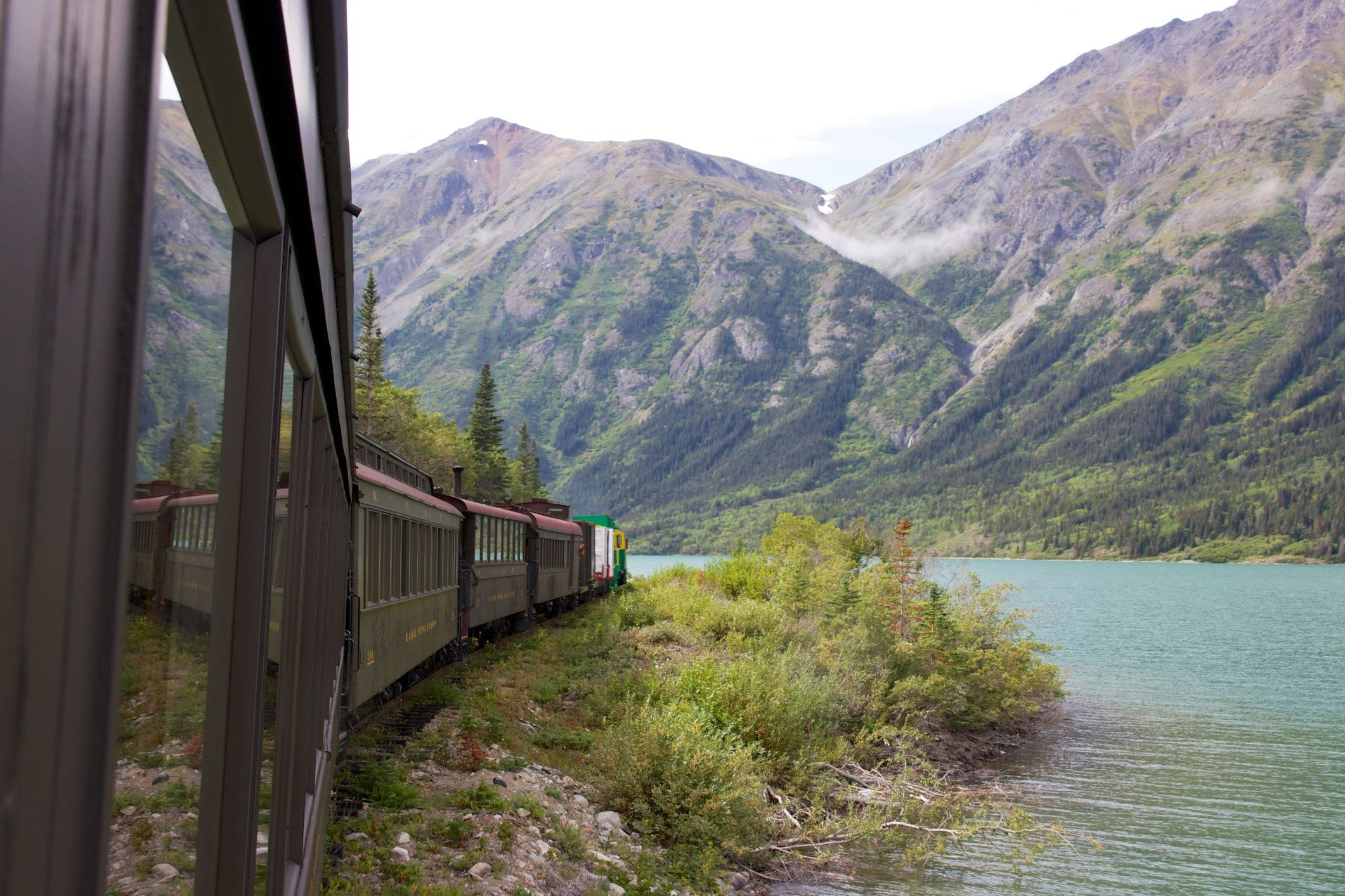 15 Of The Most Amazing Train Trips You Can Take In The USA