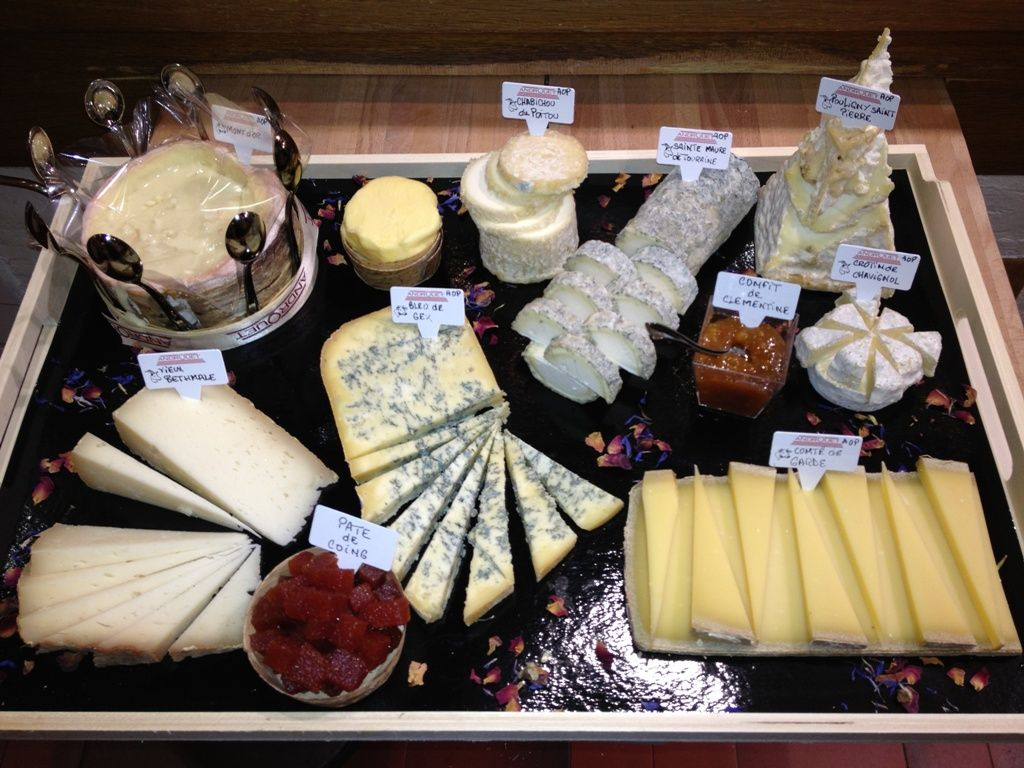 Cuisine Fabrication Française Plateau Fromage Fromages Pinterest