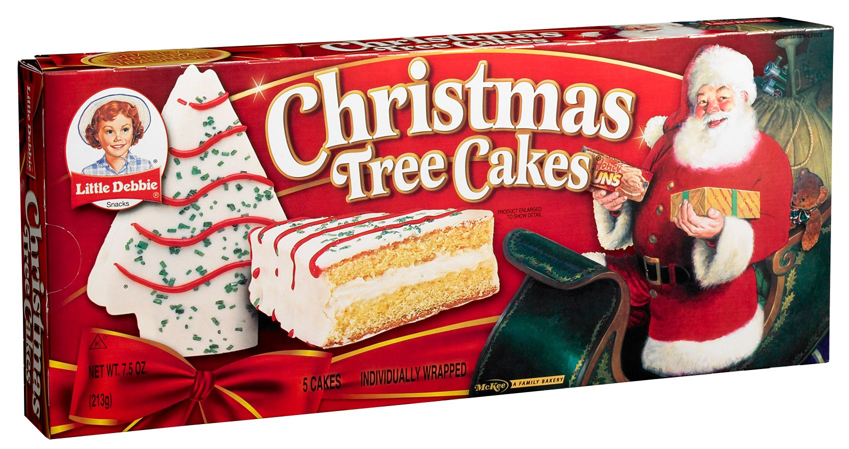 Little Debbie Copycat Recipes To Make At Home   Christmas tree cake, Tree cakes, Little debbie ...