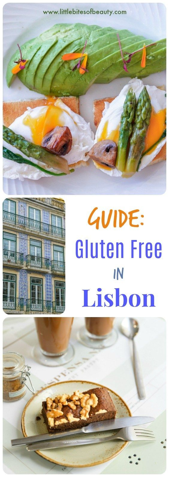 Where to Eat Gluten Free in Lisbon - Little Bites of Beauty #lisbon