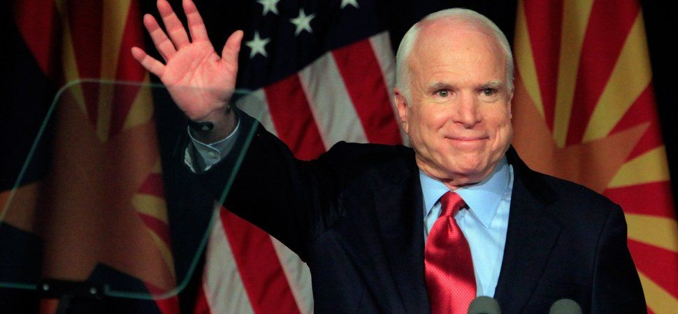 John McCain: 7 Things Great Leaders Always Do @billmurphyjr