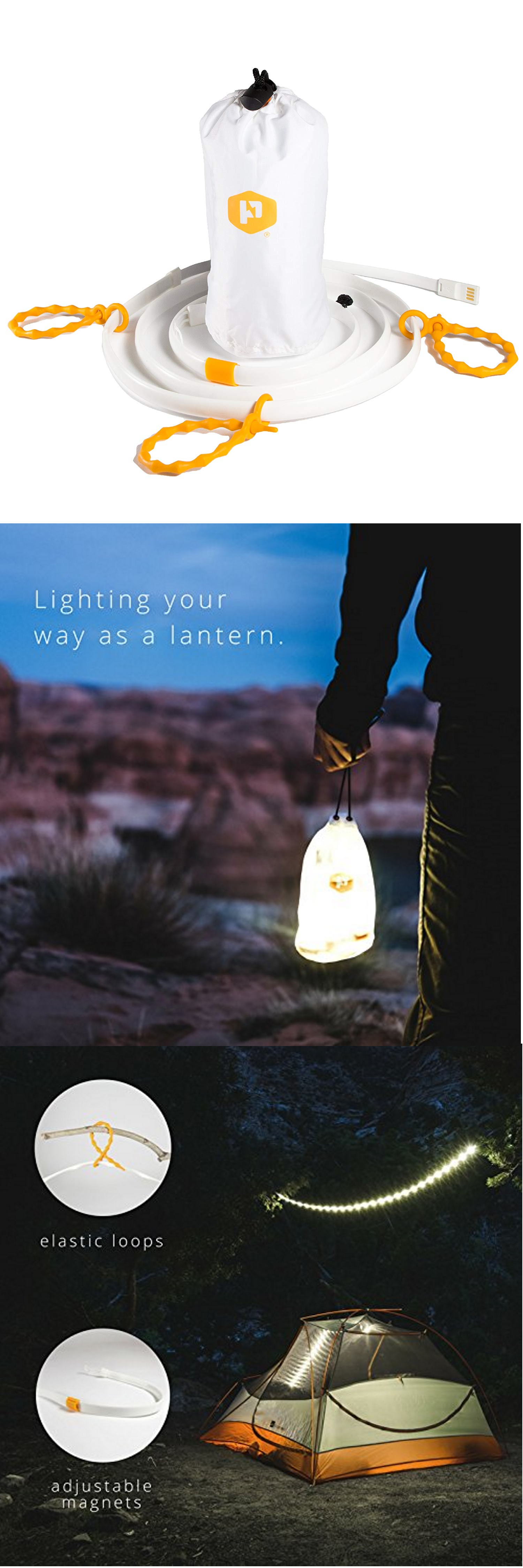 Luminoodle Led Lichtschlauche Camping Lampe Led Laternen Lichterketten