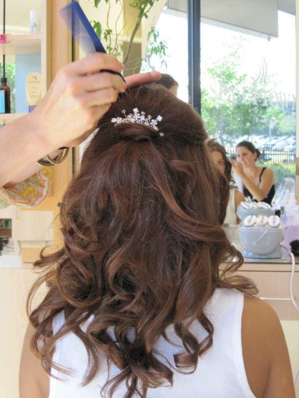 27 Marvelous Half Down Wedding Hairstyles Design Ideas ...