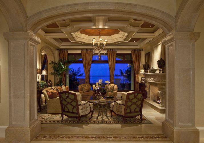 High End Interior Design Firm Decorators Unlimited Palm Beach Caribbean Dream House