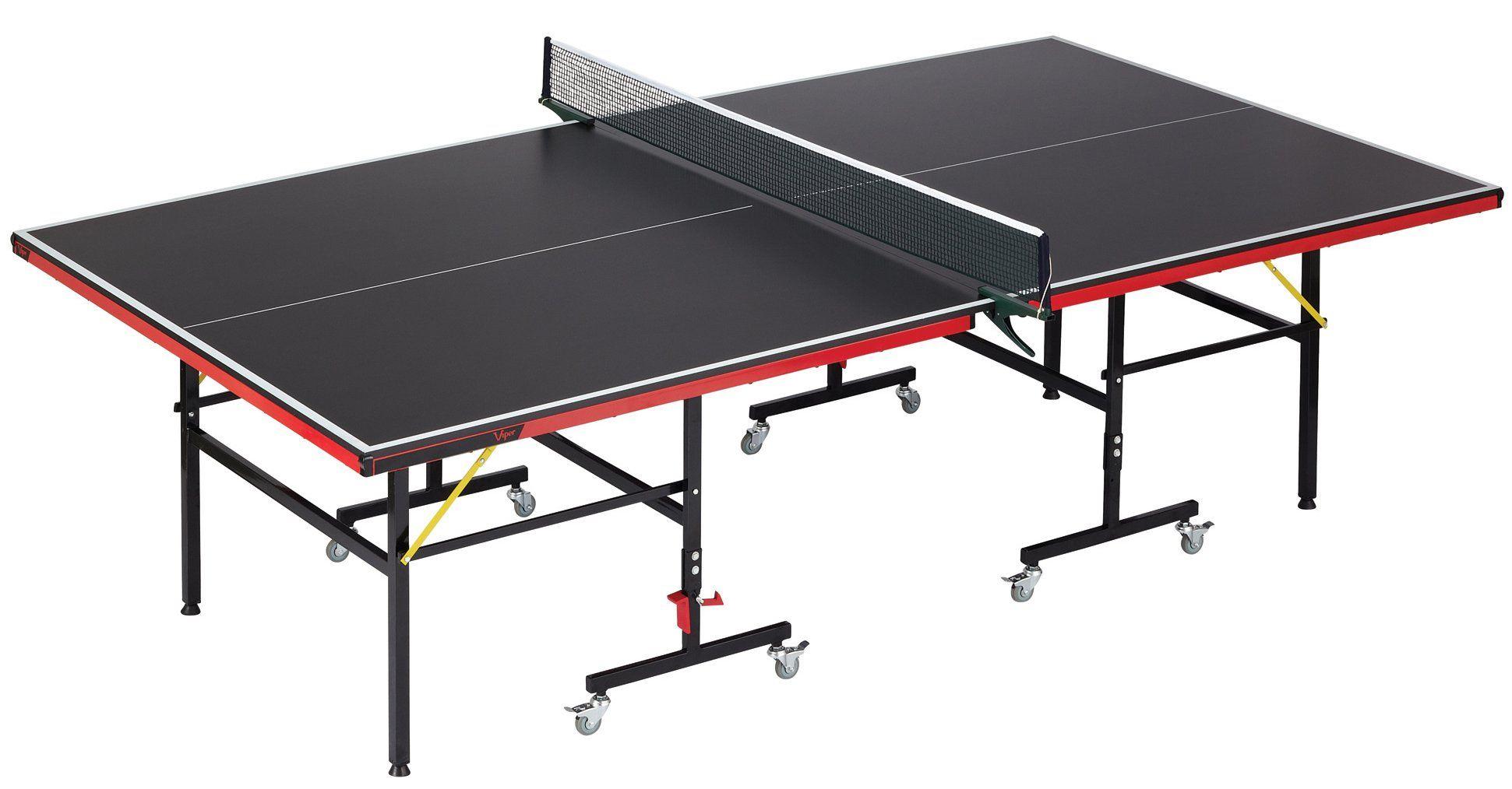 Viper Arlington Indoor Table Tennis Table 408 2 Separate Pieces