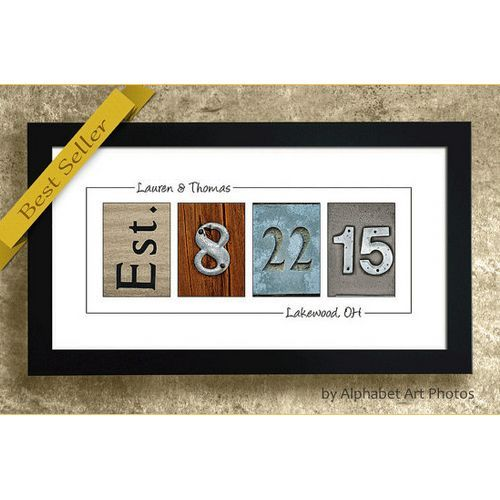 Gifts For Newly Wed Couple: 22 Amazing 1st Anniversary Gift Ideas For Couples