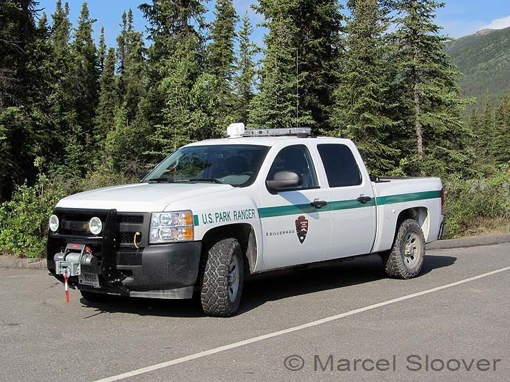 Nps Silverado Emergency Vehicles Police Cars Fire Trucks