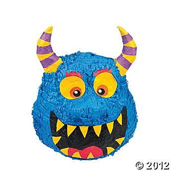 Photo of Monster Piñata | Oriental Trading