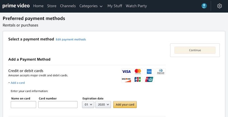 Pin By Windows Dispatch On Streaming Amazon Prime Video Prime Video Coding