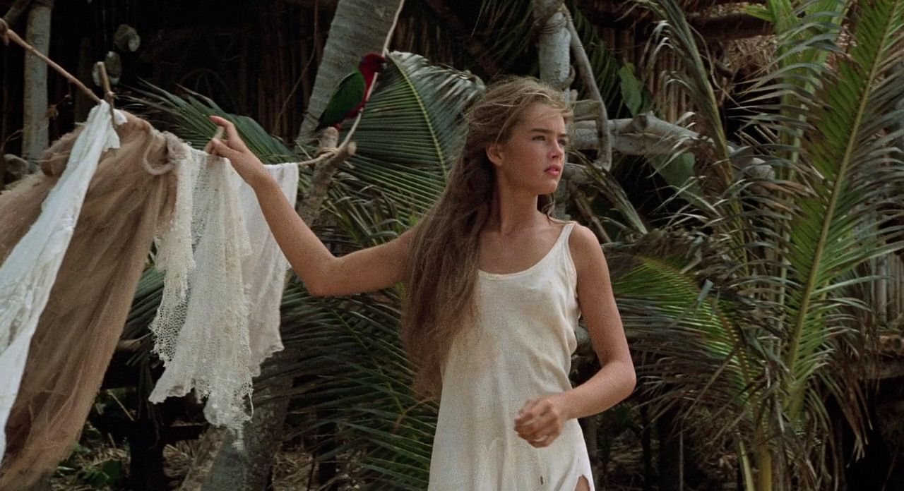 The Blue Lagoon 1980 Brooke Shields  Attrici -2283