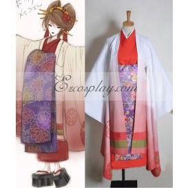 Vocaloid Thousand Cherry Tree Meiko Geisha Cosplay Costume   Vocaloid  Cosplay Costume   Pinterest   Vocaloid, Cherry tree and Geisha
