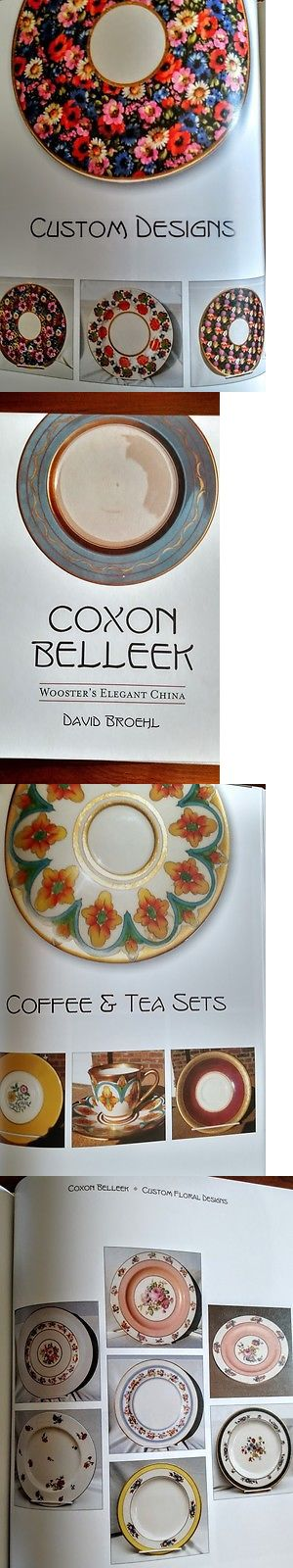 Price guide Coxon Belleek China History Photos