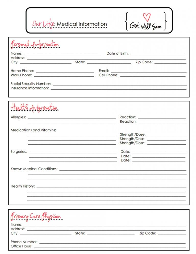 021 Template Ideas Pocket Walletmystictempest D2s4s2n Regarding Medical Alert Wallet Card Template Medical Binder Medical Information Medical Binder Printables