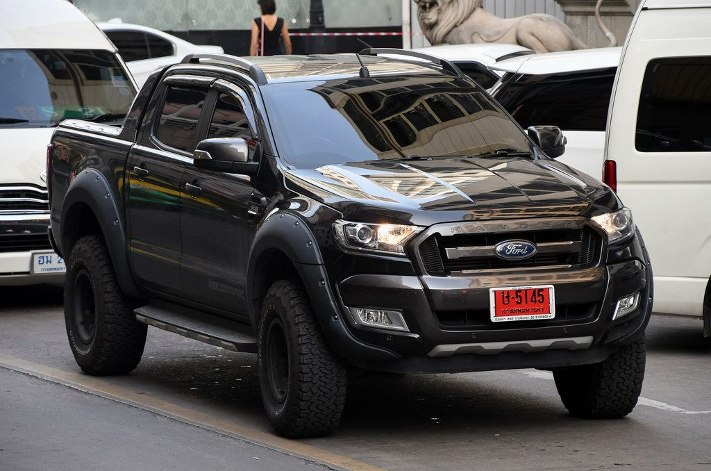 2016 Ford Ranger 3 2 Wildtrak Double Cab Thailand Version