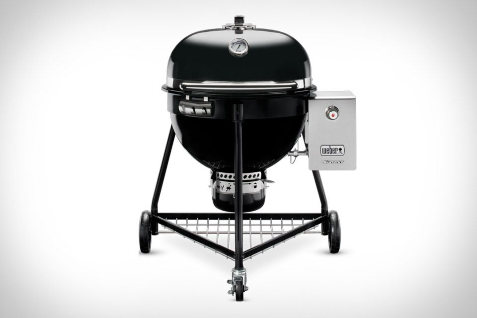 Weber Holzkohlegrill Summit : Weber summit charcoal grill gear