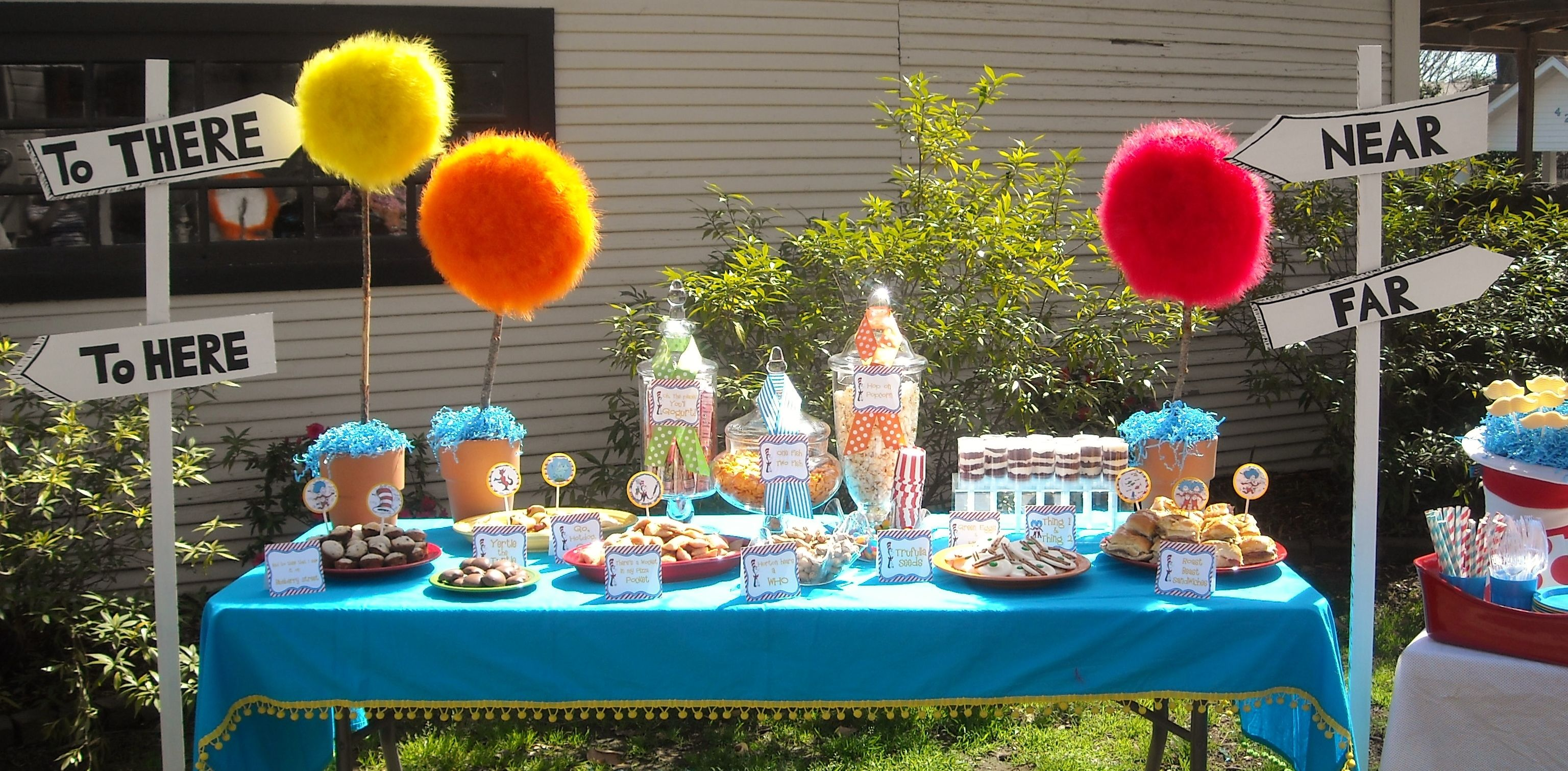 We Heart Parties: Party Information - Dr. Seuss Birthday Party?PartyImageID=bd238c9c-7a0b-4414-b2fb-fad55e9236c8