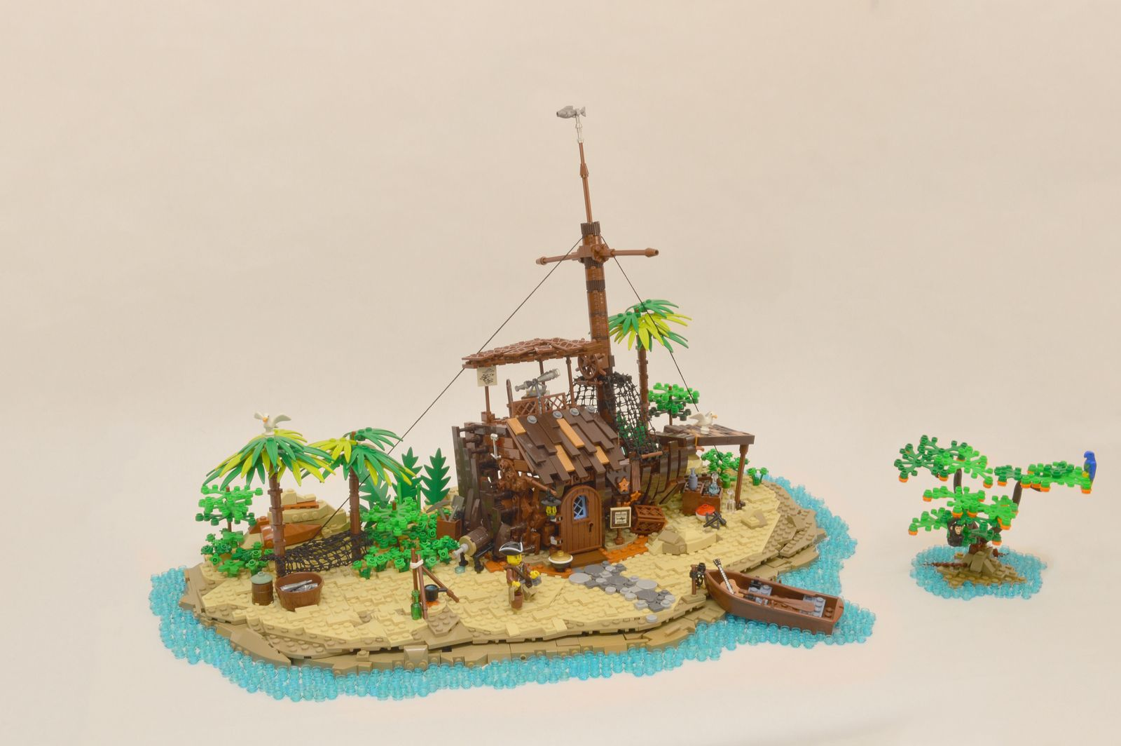 Shipwreck Island Cool Lego Creations Pirate Lego Lego Pirate Ship