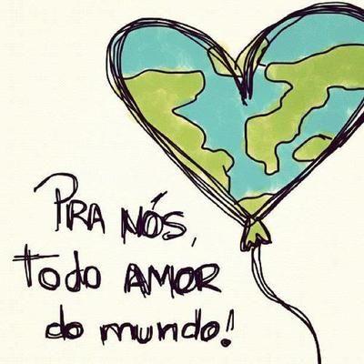Morena Todo Amor Do Mundo Citacoes Interessantes Amor