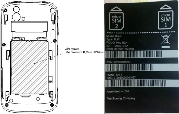Boeing's extra-secure smartphone finally reaches the FCC