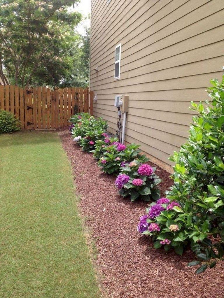 60 Beautiful Low Maintenance Front Yard Landscaping Ideas ... on Front Side Yard Ideas id=17773