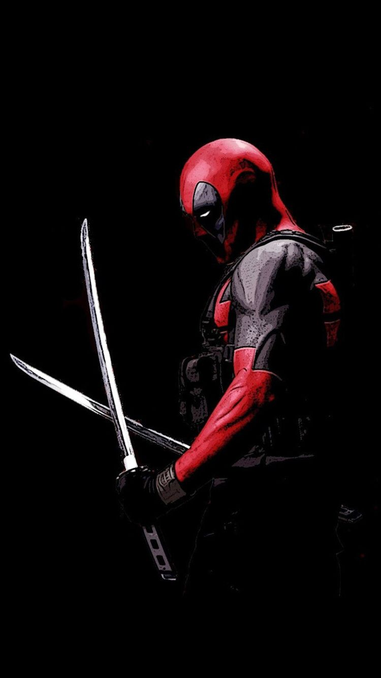 deadpool wallpaper for iphone check out this wallpaper for your iphone http zedge net 13942