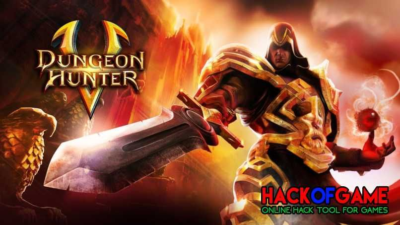 Dungeon Hunter 5 Hack 2019 Get Free Unlimited Gems And Gold