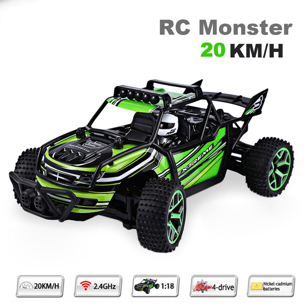 free shipping buy best highspeed remote control car 118