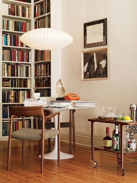 George Nelson Bubble Lamp Saucer