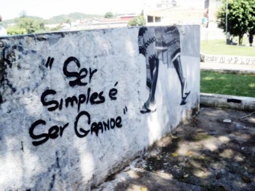 Diário Ciumento: amor é ser simples.