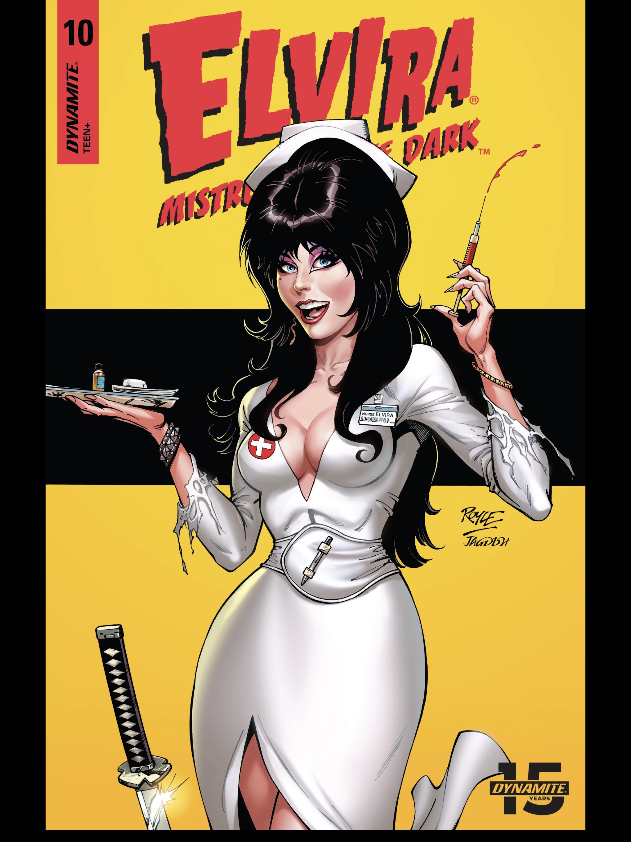 Pin by Shawn3 on Elvira / Cassandra Peterson Comic book