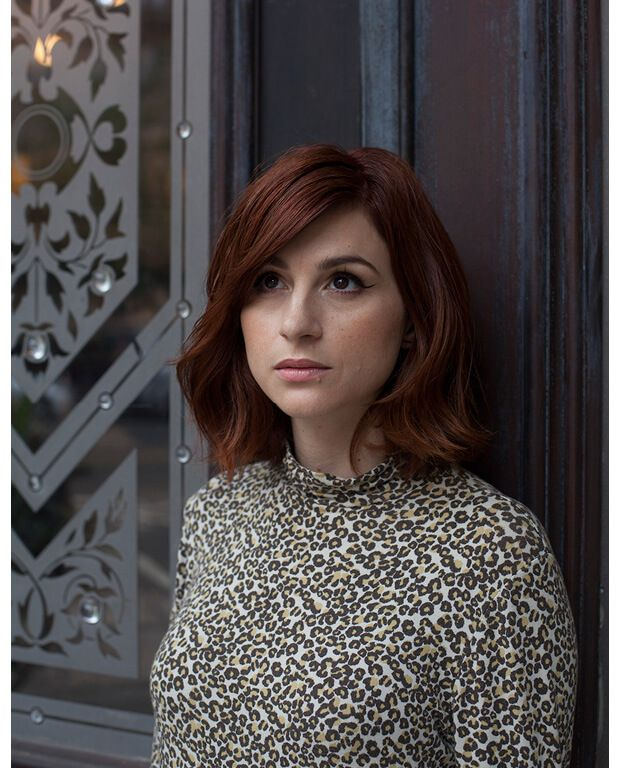The Cuts January Cover Woman: Aya Cash of Youre the Worst