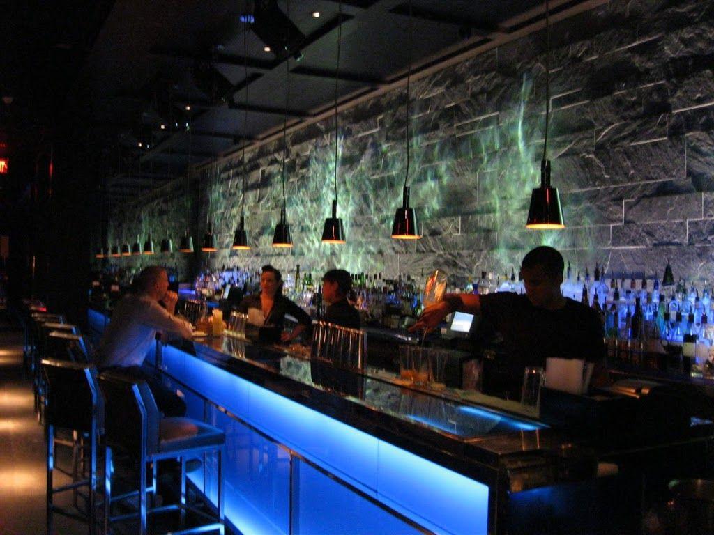 Bar at Hakkasan at the Fontainebleau, Miami Beach