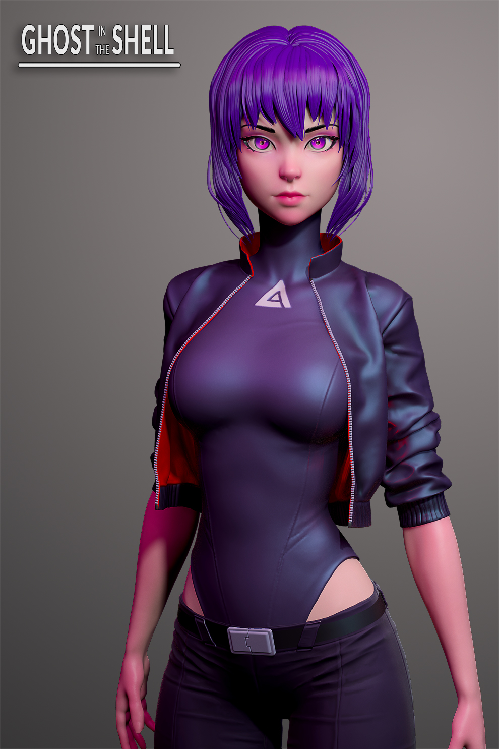 Ghost In The Shell Zbrushcentral Ghost In The Shell Zbrush Models Zbrush
