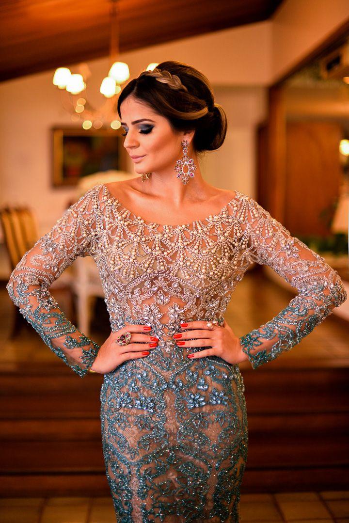 Meu look Wedding | Vestidos, Belos vestidos, Vestido de
