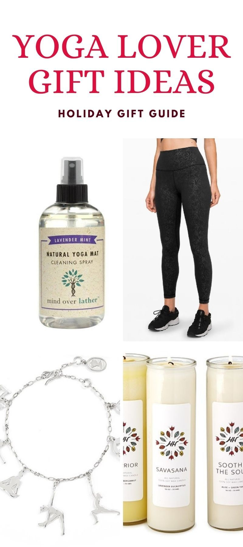 Best Gift Ideas For Yoga Lovers Yoga Lover Gift Perfect Christmas Gifts Best Gifts