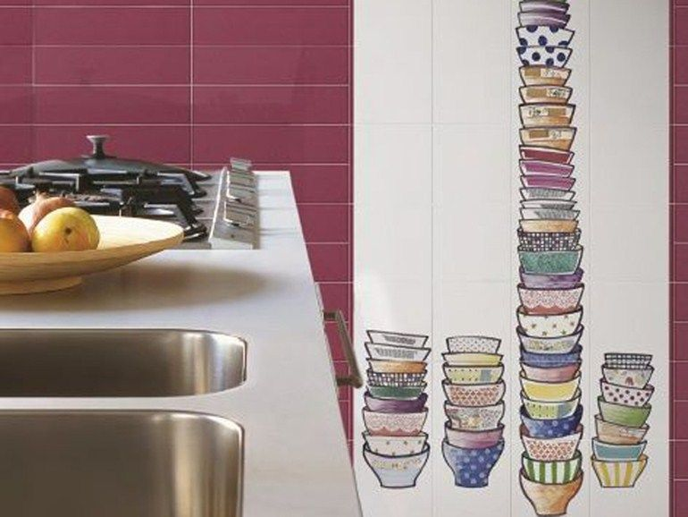 Gabbianelli Ceramiche Prezzi.Rivestimento In Ceramica Bicottura Caffelatte By Gabbianelli