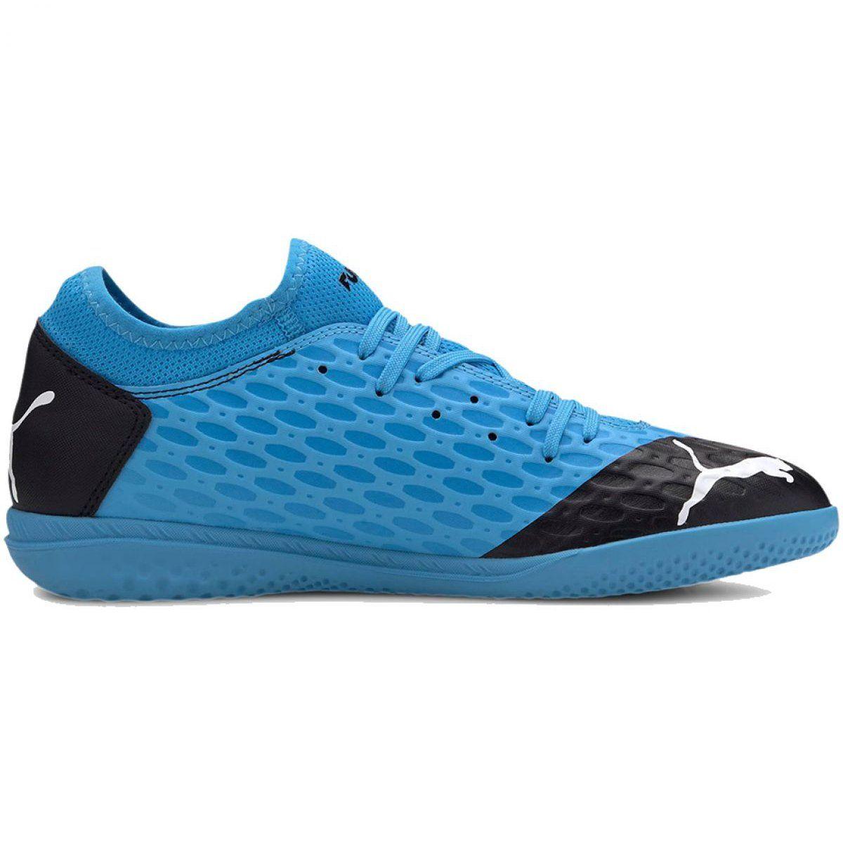 Buty Halowe Puma Future 5 4 It M 105804 01 Niebieskie Niebieski