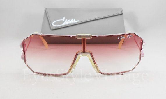 5d99ed9101c64 Cazal 904 W.Germany Rare Vintage Pink Frame W  by EyesStyleVintage ...