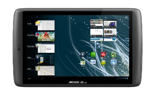 Archos 101 G9 Tablet 8gb 25 6 Cm 10 1 Zoll Kapazitiv Multitouch Android 4 0 1ghz Mehrkern Proz Wifi Umts 3g Fahig Hdmi Gps