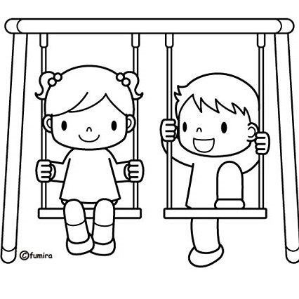 Porch Swing Is A Swing That Is Normally Put In An Enclosed Or Unenclosed Porch Patio Or An Informal Extens Coloring Pages Art Drawings For Kids Coloring Books