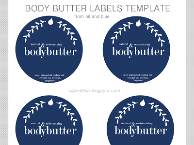Diy Free Printable Labels For Body Butter Google Drive Labels Printables Free Body Butter Labels Printable Labels