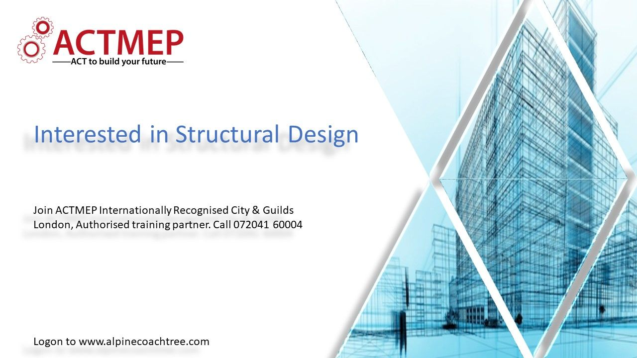 Structural Design Training Design course, Structural