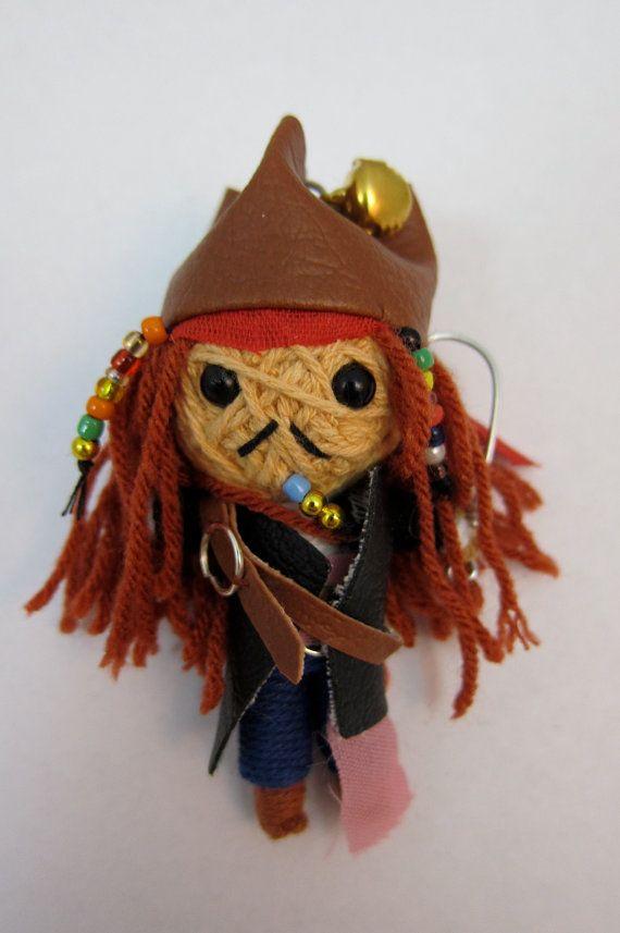 Captain Jack Voodoo Doll