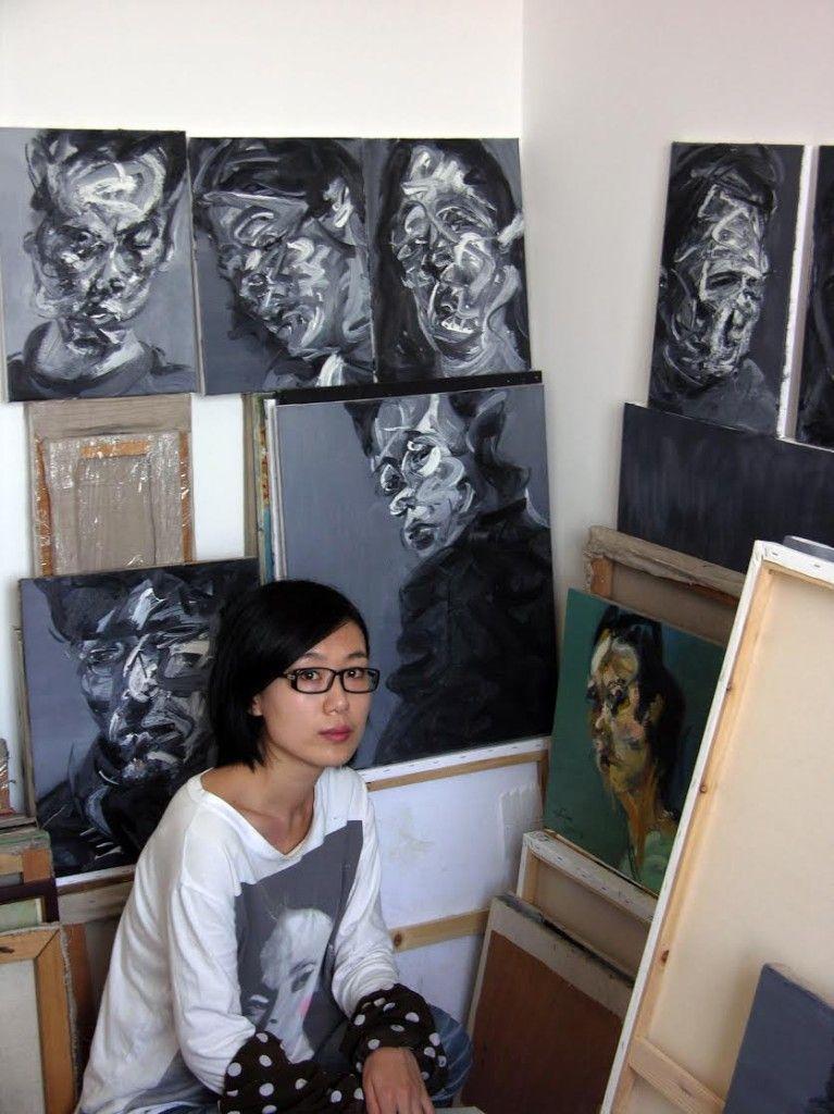 Saatchi Art   One to Watch: Han Xiao http://magazine.saatchiart.com/articles/artnews/saatchi-art-news/one-to-watch/han-xiao