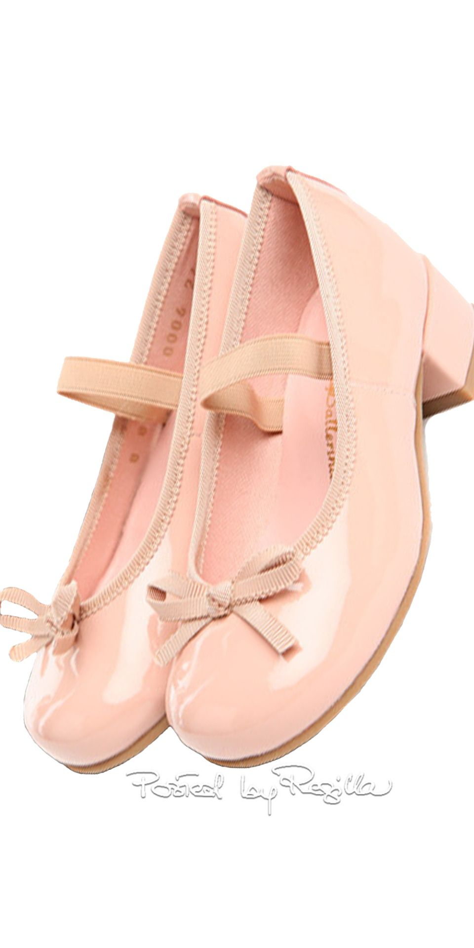 Regilla ⚜ Children shoes by Pretty Ballerinas