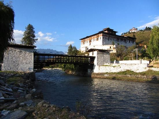 Visit Paro Dzong! The structure of this fort was built on the remains of formerly destroyed 17th century structures.