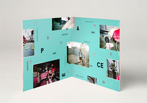 MC FITTI »Peace« Album Artwork on Behance